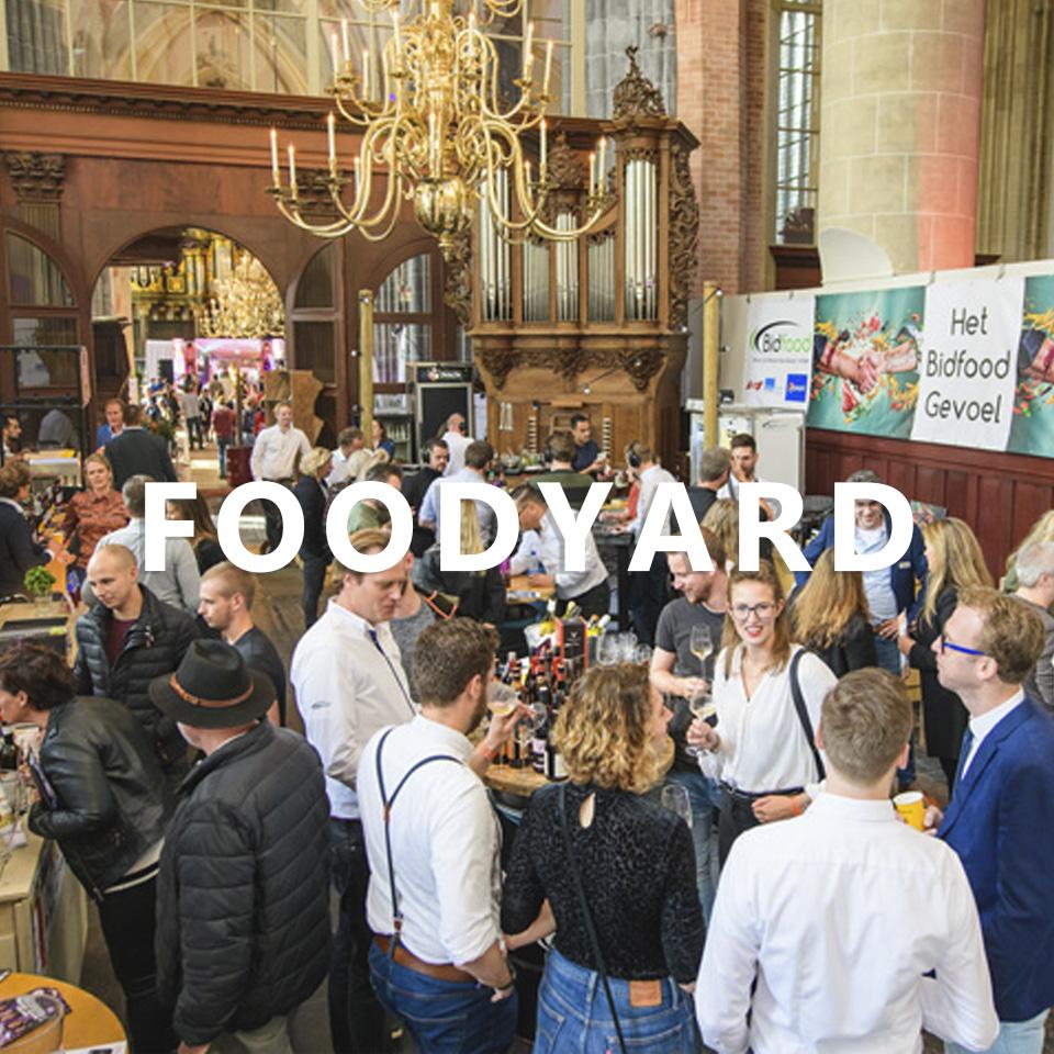 Foodyard Horecabeurs
