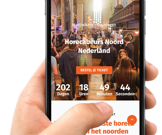 De nieuwe HBNN website