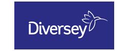 Diversey logo transparant Horeca Xperience