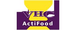VHC ActiFood logo transparant Horeca Xperience