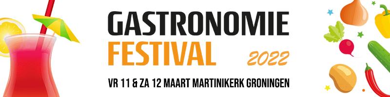 Gastronomie Festival banner Horeca Xperience