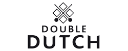 Double Dutch logo transparant Horeca Xperience